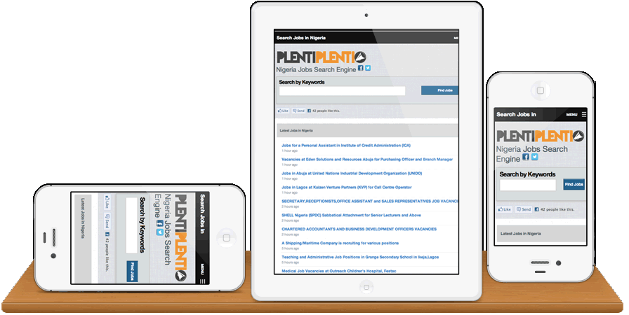 plentiplenti - nigeria jobs search aggregator